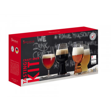 Craft Beer Tasting Kit Set/4