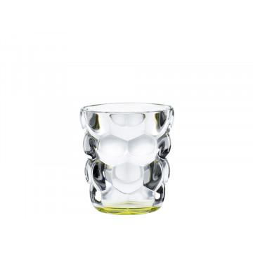 Vaso Verde Bubbles